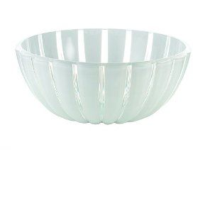Guzzini Transparent Grace Bowl, 10-Inches