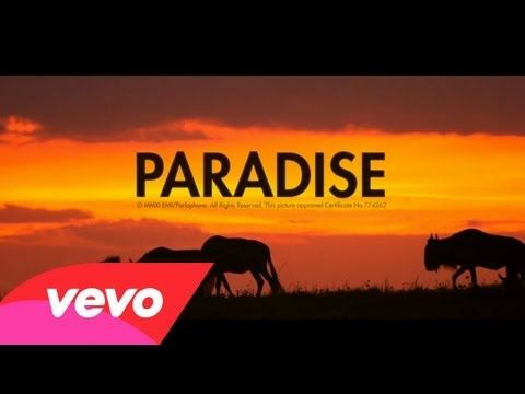 Coldplay - Paradise - YouTube 2012, one of the greatest. Kicking off on route 66 in Chicago with Coldplay and Mylo Xyloto live, and hitting the road at midnight, after the show - pure magic!