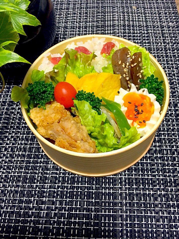 あやや's dish photo 高2娘お弁当   http://snapdish.co #SnapDish #お弁当 #肉料理 #焼く/炒め物