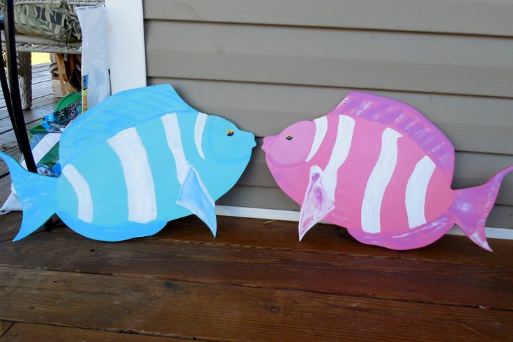 One fish two fish pink fish blue fish gender reveal nu for Fishing gender reveal