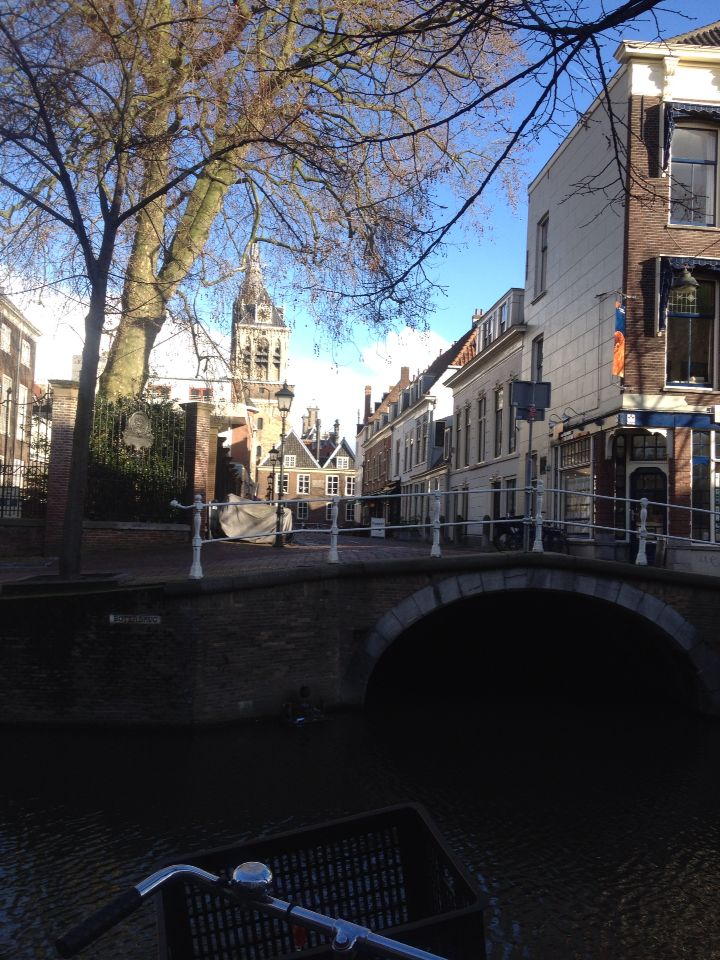 Saturday morning in Delft