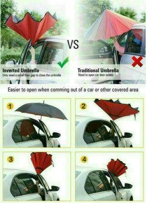 Payung Terbalik Jual Payung Souvenir-Payung Promosi, Payung Hadiah, payung hujan Harga Payung Murah