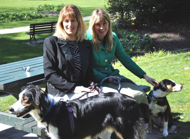 The Nelson ARK is a Charitable Trust founded in 2002 by Susan Murray-Rifici and Karen Howieson. The Trust Board currently consists of eight members comprising representatives from the fields of education, law, business, health, animal welfare and veterinary science, as well as the perspective of youth and older persons.  Photo: Susan and Karen with their ARK dogs.