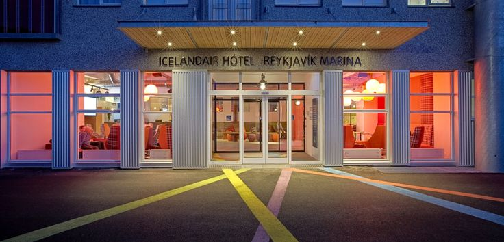 Icelandair Hotel Marina, Reykjavik