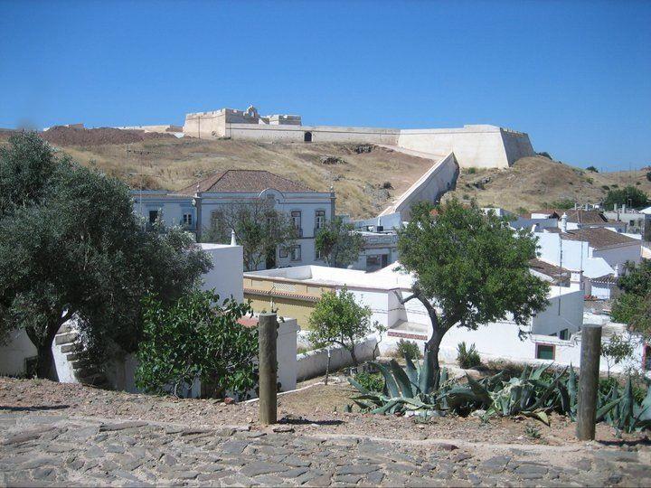 The Fort Castro Marim #algarve #portugal