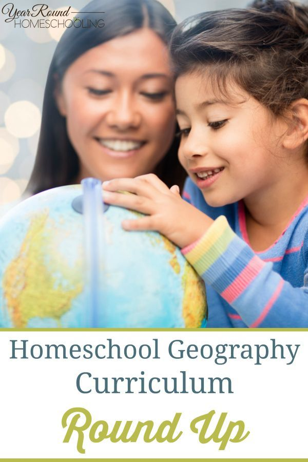 Homeschool Geography Curriculum Round Up - By Misty Leask #Homeschooling #Curriculum #Geography #Resources