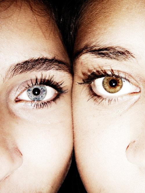 prettiest eye colors