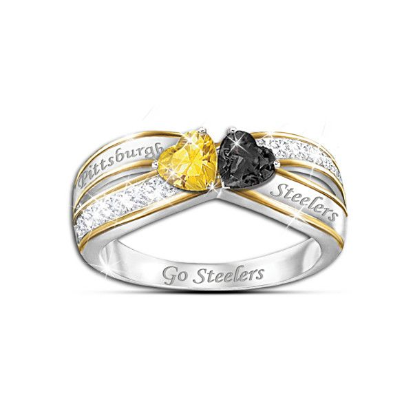 Heart Of Pittsburgh Ring.. Gotta Have!!