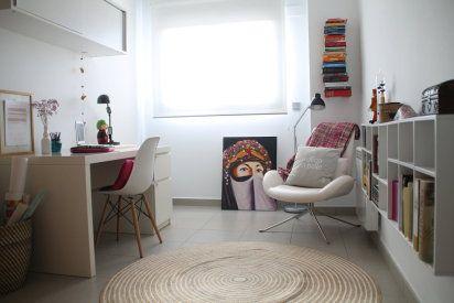 El despacho en casa | Decorar tu casa es facilisimo.com