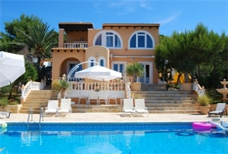 Vakantiehuis op Ibiza, Spanje