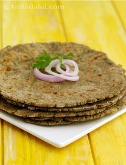 Keeping anemia at bay, the bajra-potato way! iron rich roti maintains your body temperature and protects you from cold weather too.