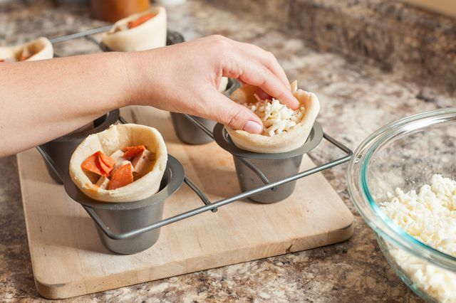 How to Make a Pizza Cone (with Pictures) | eHow