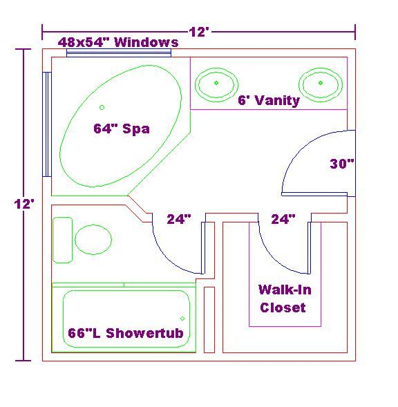 Best 19 Best Master Bathroom Layouts Images On Pinterest 400 x 300