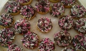 Donuts Makinesinde Donuts Tarifi