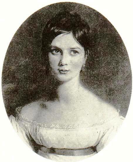 Гр. Ольга Павловна Ферзен, ур. Строганова (1808—1837),
