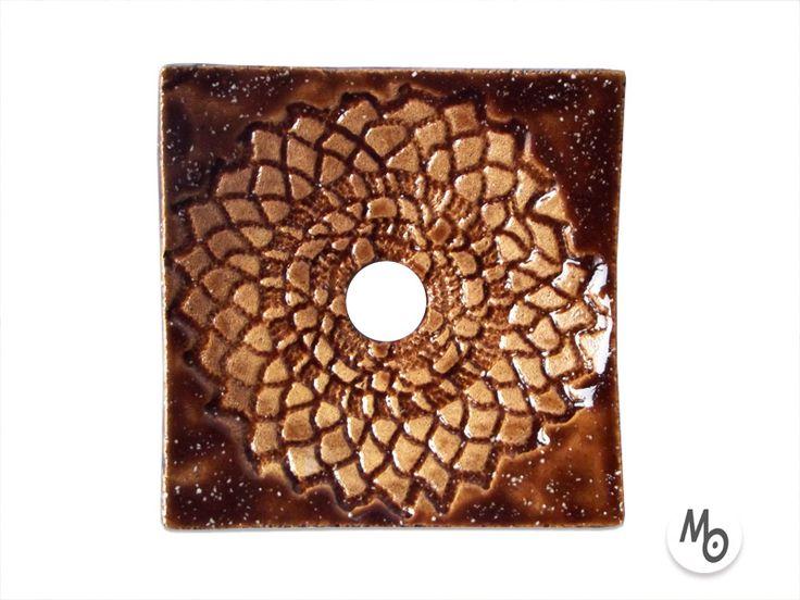 Ceramic soap dish www.ceramika-opole.pl Małgorzata Orlik