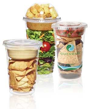 Biomass Packaging, food container