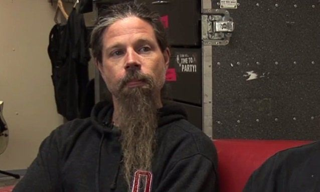 LAMB OF GOD/MEGADETH Drummer CHRIS ADLER Says METALLICA's 'Justice' Album Was 'A Game Changer' And The 'Peace Sells....But Who's Buyin' Album Is The Bible For Metal.