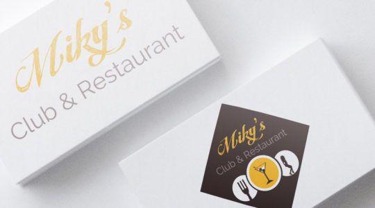 Logo Design for a Kenyan-Hungarian Club & Restaurant | Kenyai klub és étterem logója