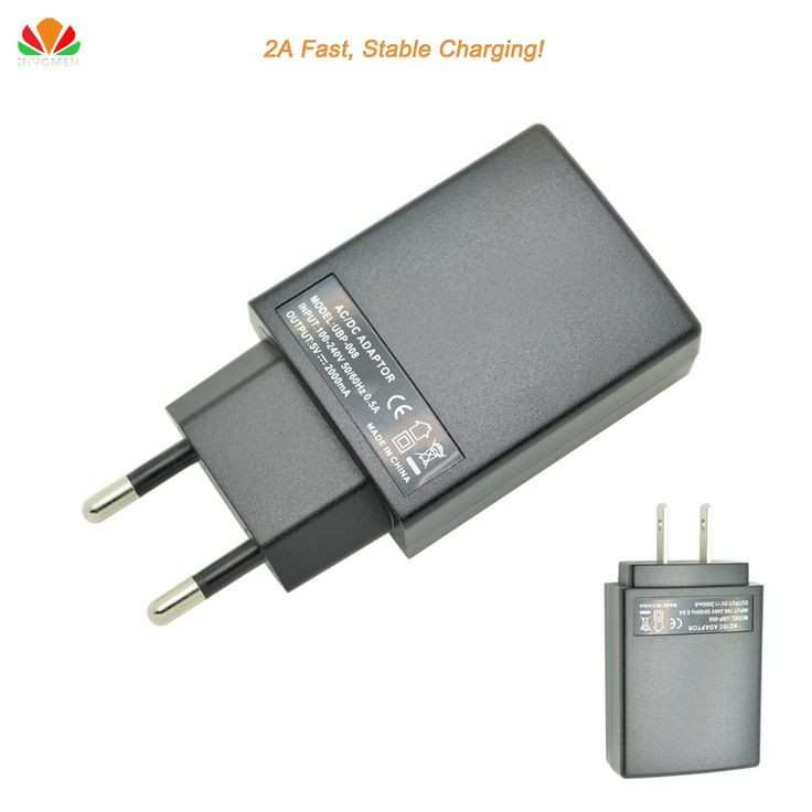 Quality AC/DC adapter mobile phone charger USB Charger High-Power 2A fast charge for iPhone iPad Samsung smartphone Tablet IC * Detailed information can be found by clicking on the VISIT button