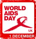 It's World AIDS Day - Getting to Zero is the theme this year, goal is no new HIV/AIDS infections.