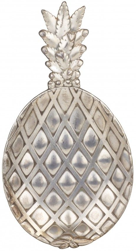vintage pineapple dish, now available at #currentelliott