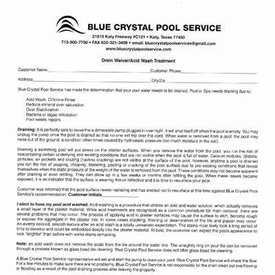 Expert Pool Service in Katy, TX