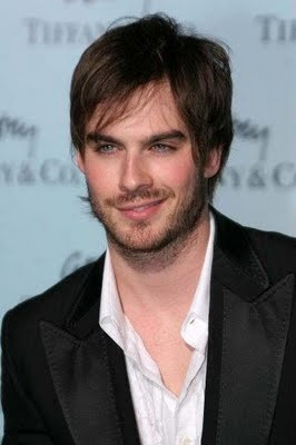 Ian Somerhalder. Mmmmm, lovin that smirk