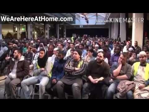 Tohle VIDEO Vás šokuje. Řečník na islámské konferenci řekl otevřeně, jak...