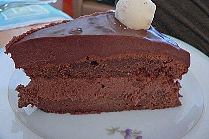 Schokoladentorte Death by Chocolate (Rezept mit Bild) | Chefkoch.de