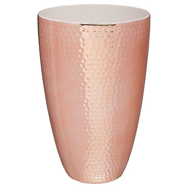 Lisa T Ceramic Vase 25cm