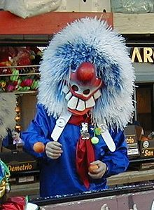 Fasnacht (Carnival of Basel, Switzerland)
