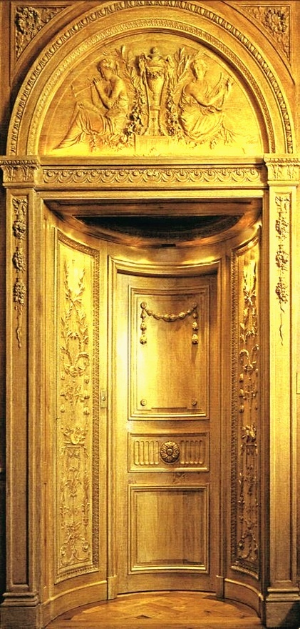 so golden is this the door to the Fort Knox supply