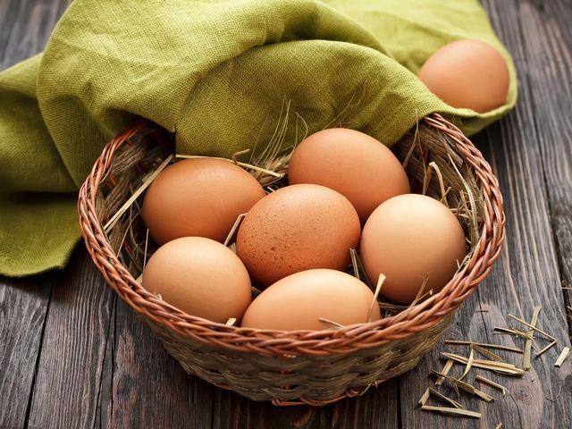 sposoby na jajka