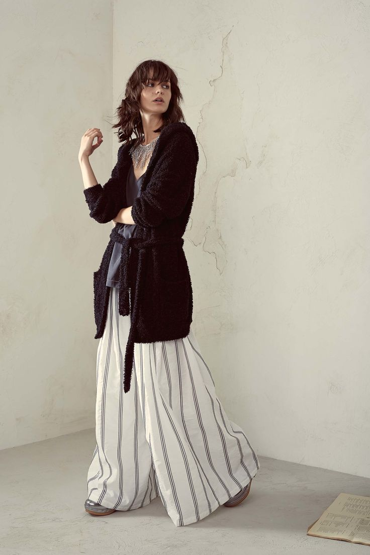 Brunello Cucinelli Spring 2017 Ready-to-Wear Fashion Show