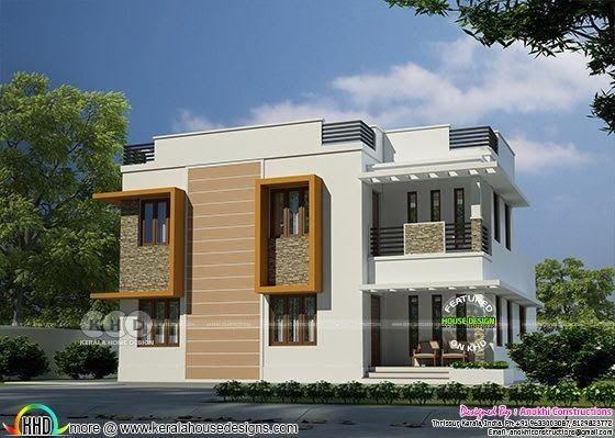 Front Design3d DesignHouse FrontFront ElevationModern HousesBlog Page