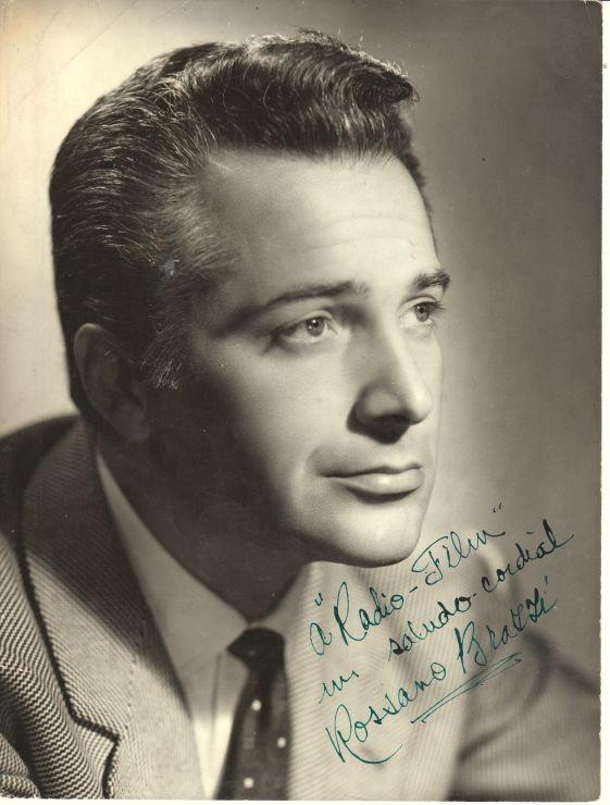 Rossano Brazzi (1916–1994)