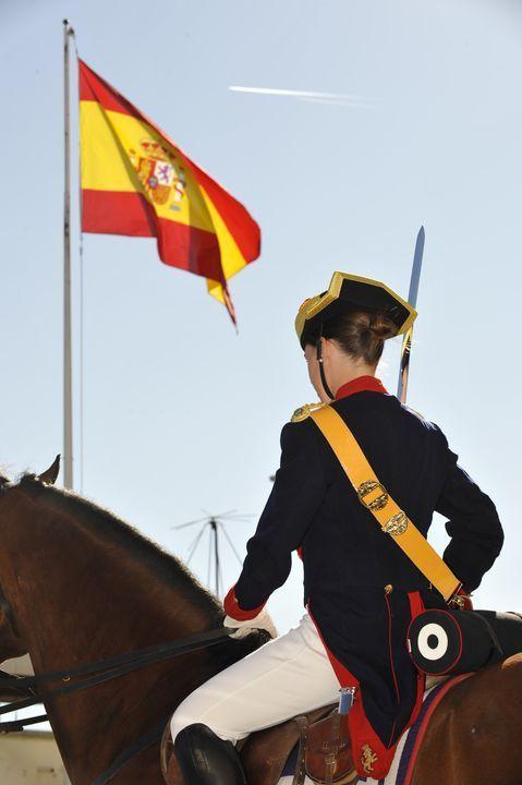 Guardia Civil. España. Mujer