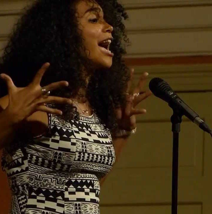 This Dominican-American Poet's Spoken-Word Piece Sends a Powerful Message to Latinas