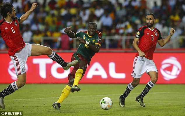 Aboubakar's late strike in the final was a goal worthy of any great Cameroonian striker