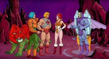He-man – Heman 1983 – hikayelerimiz