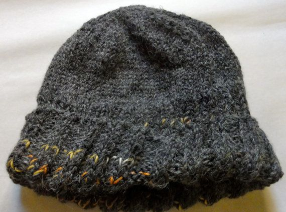 Men  Wool Hats for Men  Merino Wool Beanies  by TheCraftyRascal, $55.00