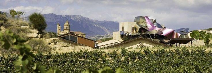 İspanya'nın en eski şarap köyünde Marques de Riscal yeni bir tat keşfedin