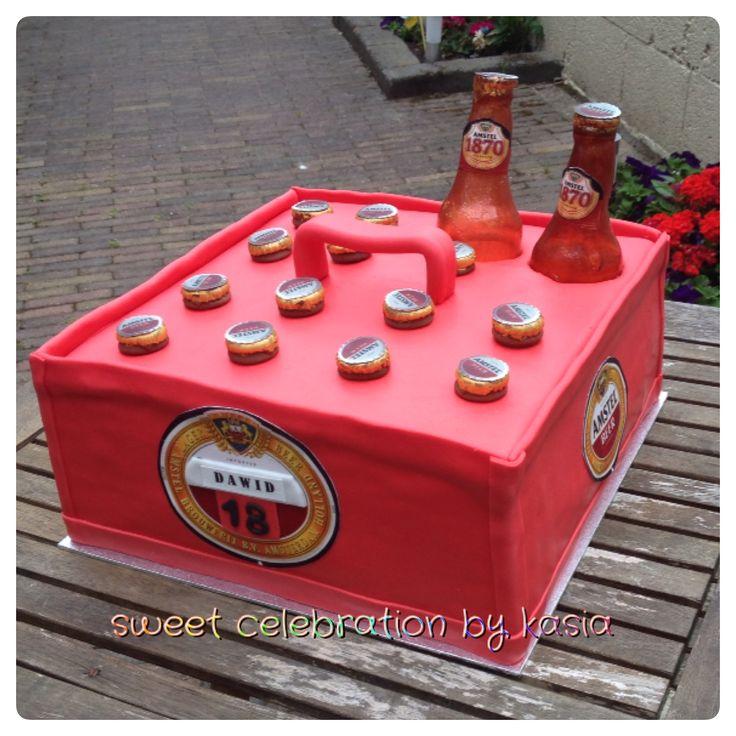 Amstel cake Sweet Celebration