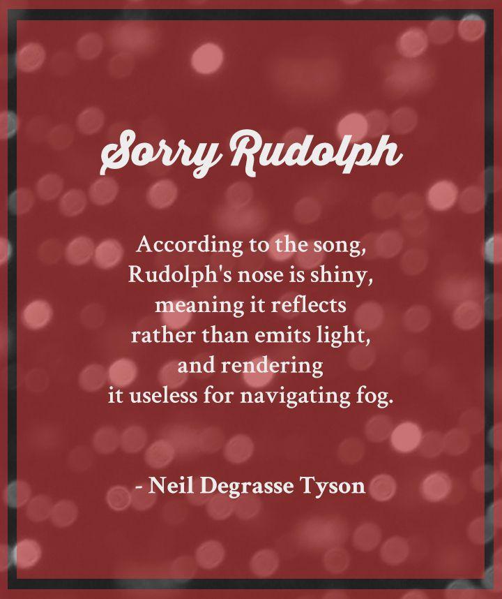 Sorryrudolph
