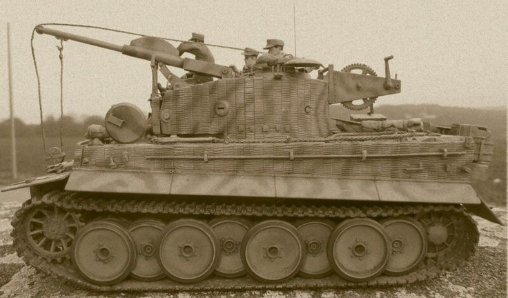 -BergePanzer Tiger-  Recovery was a constant problem because of the Tiger's weight, with only the absolute largest recovery vehicles being able to tow a stricken vehicle. It often took several of these to do the job and, even though it was forbidden by regulations, the Tigers themselves were often forced to tow their comrades out of trouble.