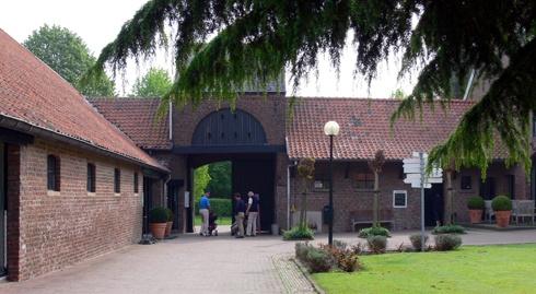 Binnenplaats Hoenshuis Voerendaal  Bron: Voerendaal.nl / FoToL