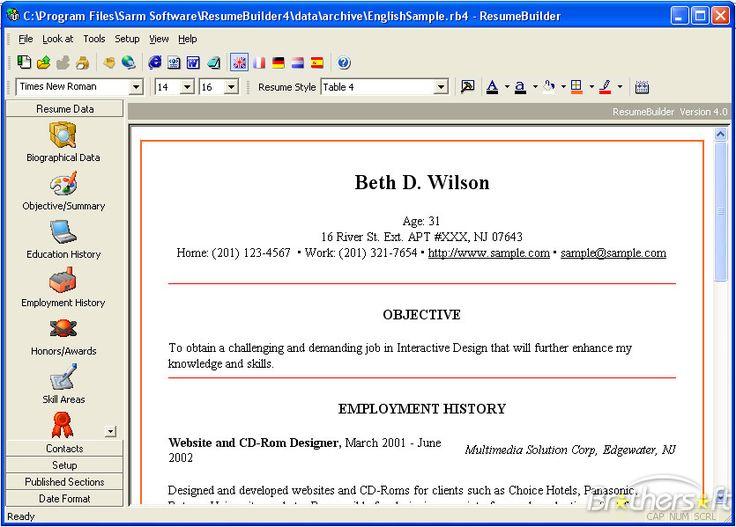 download free sarmsoft resume builder crack dissertationsinternational