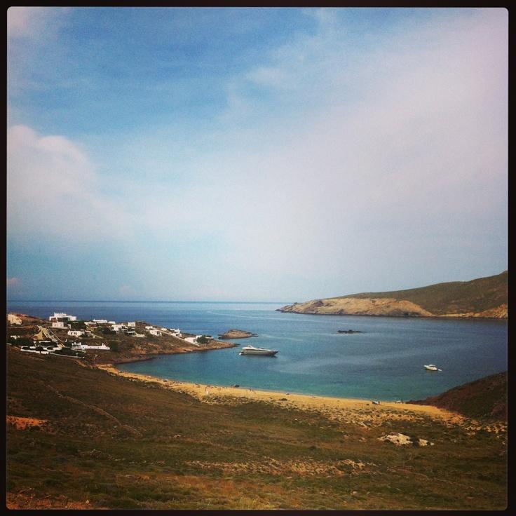 Myconos island 2012
