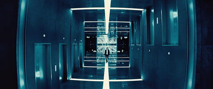 Upside Down 2012 / Juan Diego Solanas / Sci Fi Corridors